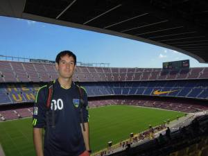Barcelona The Nou Camp